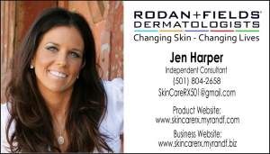 Rodan and Fields Business Card by Prodigy Designs
