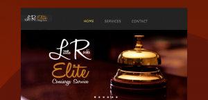 Little Rock Elite Concierge Service website by Prodigy Designs     www.littlerockelite.com
